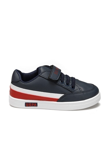 U.S. Polo Assn. Jamal 9Pr Erkek Çocuk Sneaker Ayakkabı Lacivert